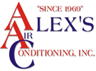 Alex's Air Logo